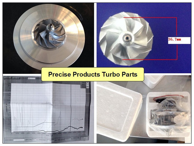 Precise Products Turbo Parts