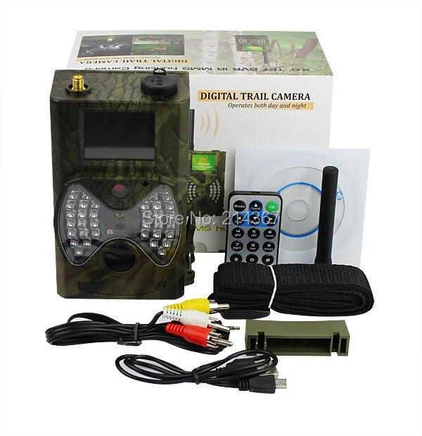 HC300M Wildlife GSM GPRS MMS Hunting Trail Cameras Game Cameras Ship by EXPRESS 06