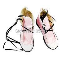 косплей ботинки Vol Королев-розовый сердца волнует подальше