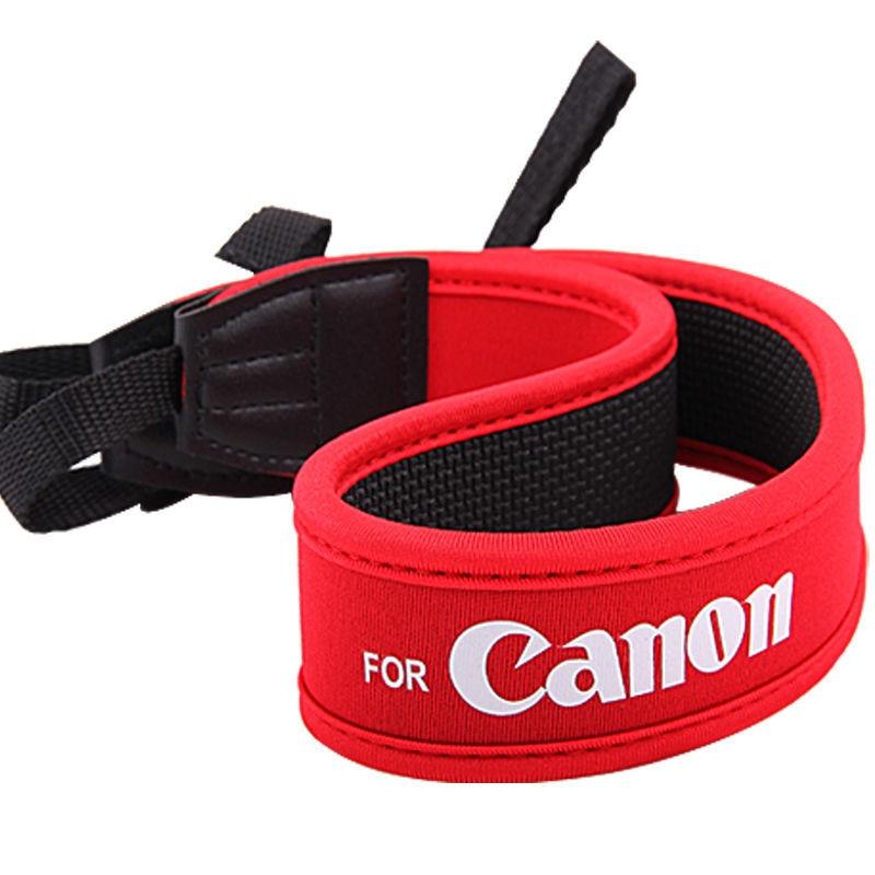 Neck Shoulder strap fits for Canon EOS DSLR SLR camera replacement strap UK
