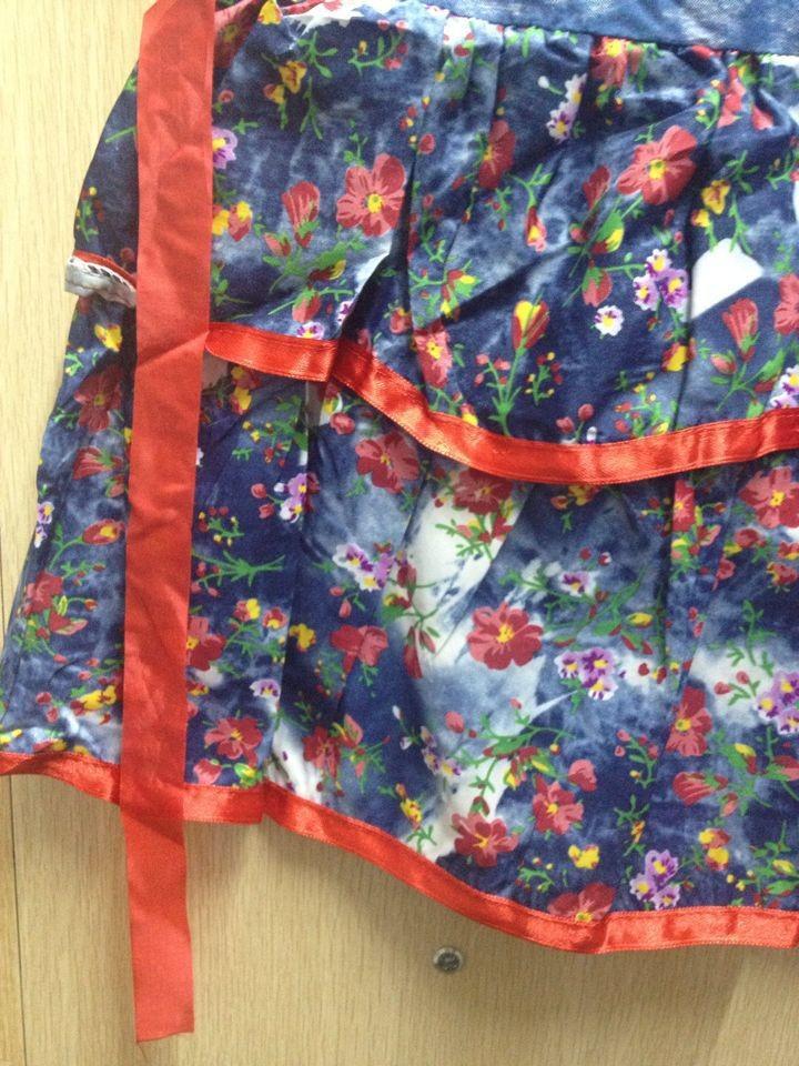 мода малыша печать маленькие девочки платье лето девочка платье принцессы платье для младенца детская одежда для розничная