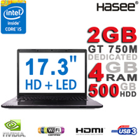 "новое компьютере 17.3 "" 900 p полный HD 4 гб оперативной памяти ядро Интел с i5-4200м 3.1 ггц Видеокарта NVIDIA gt750m 2 гб 500 гб жесткий диск и DVD-RW с ЖК-HDMI порт 3 веб-камера"