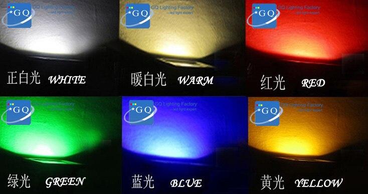 CE RoHS AC85-265V recesso Lâmpada LED Spot