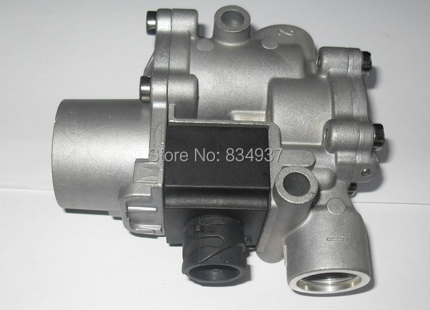 What is a modulator valve