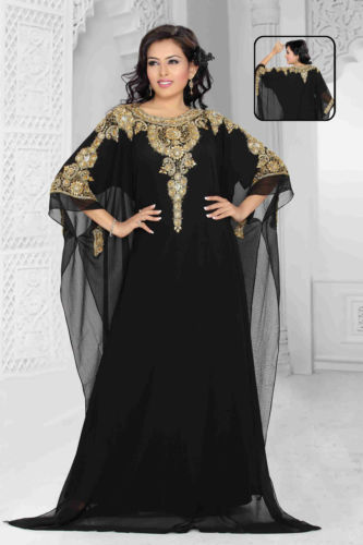 ac73b76b2a 2014 Hot New Design Appliqued kaftan islamic clothing pakistani new style  abaya jalabiya dresses ...