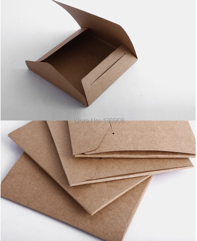 Aliexpress.com : Buy FIX JOLLY 20 PCs Quality Kraft Paper CD Case ...