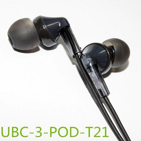 US $700 0 |UBC 3 POD T21 In Ear Headphones Stereo Earbuds by UBC WHITE  Black-in Earphones & Headphones from Consumer Electronics on Aliexpress com  |