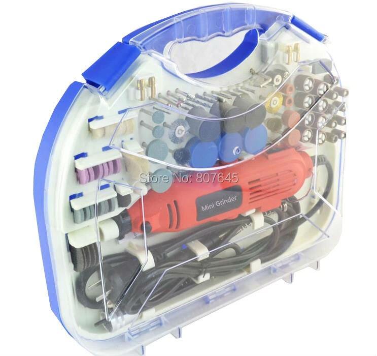 Купить 211 шт. 3.2 мм электрический шлифовальный станок, Die grinder-вращающихся, Мини комплект чистки колеса шлифовального диска дешево