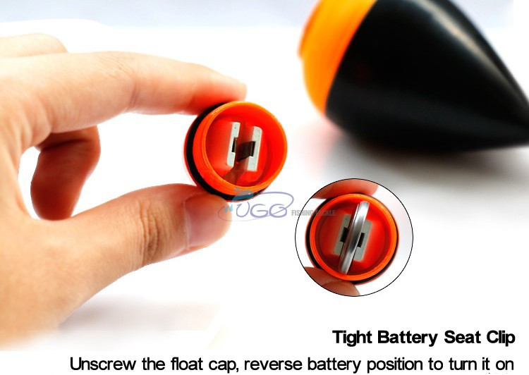 11 electronic float battery seat