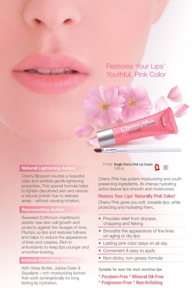 Kissable Pink Lips Hydration