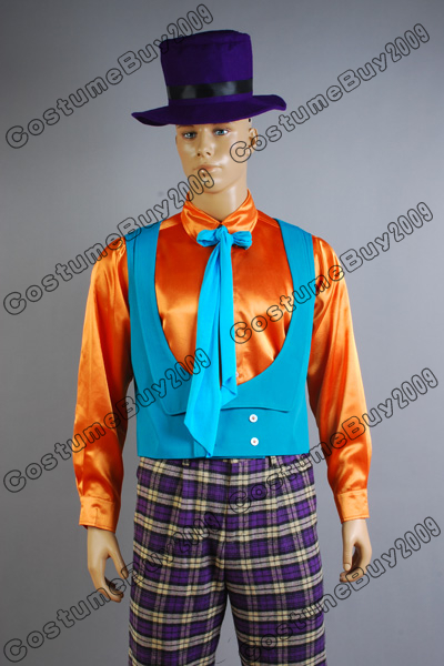 Joker Batman Jack Nicholson Outfits Film Halloween Kostuum