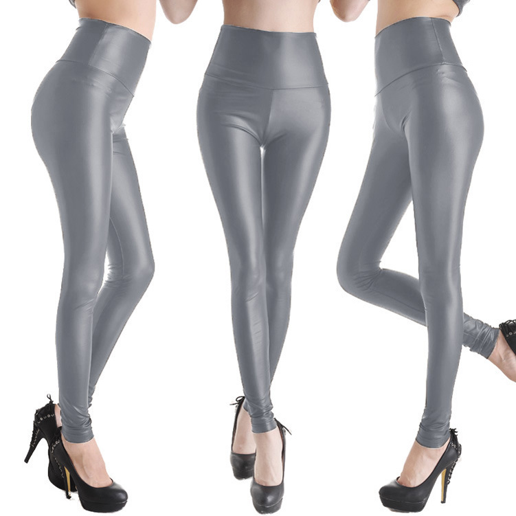 faux leather leggings (4)