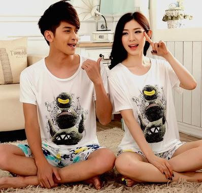 новый стиль семья Пэм / / летние Пэм / одежды для дома в осень / лето