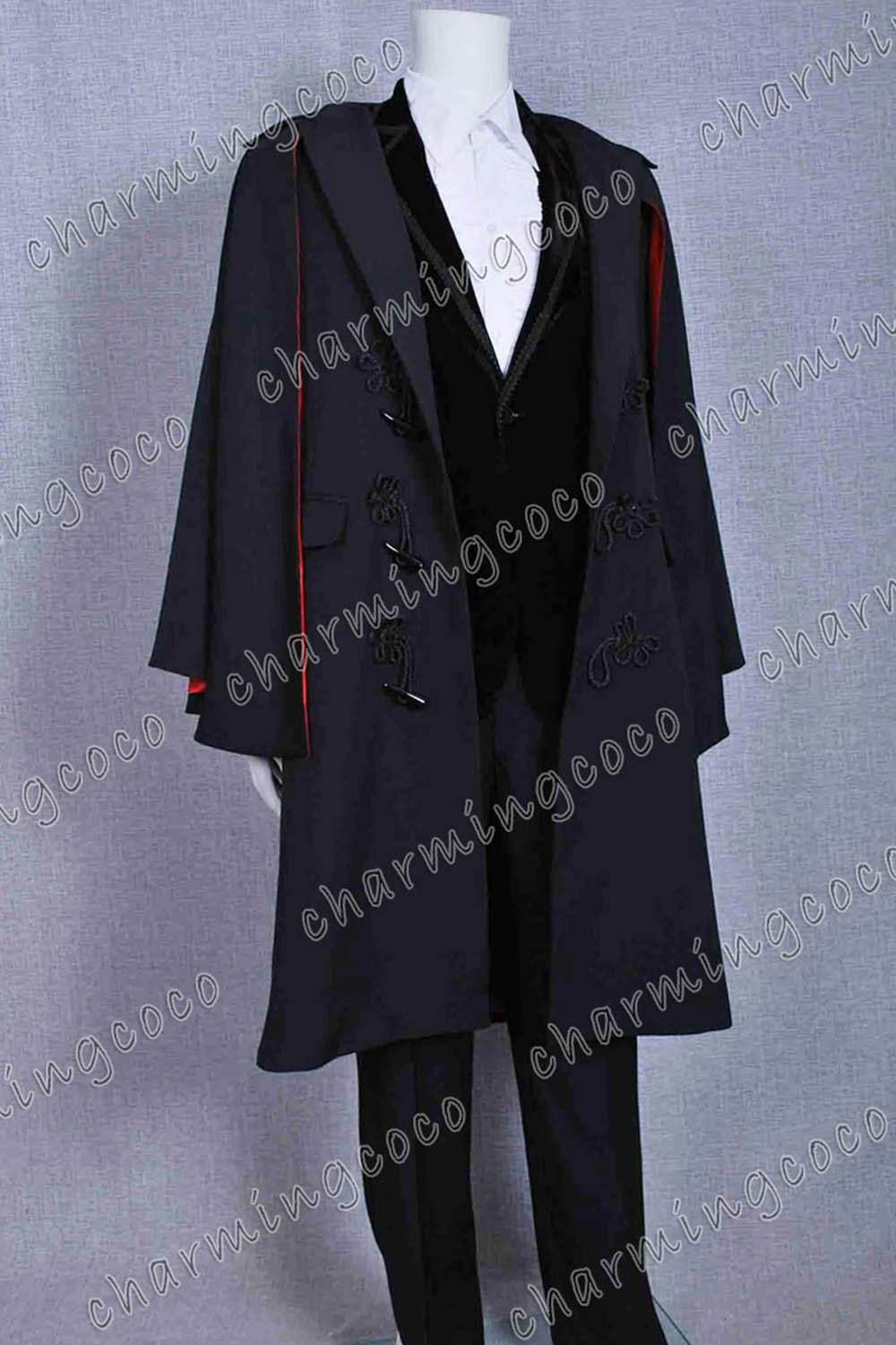 Who Purchase The Third Doctor Cosplay Dr 3rd Jon Pertwee Outfits Costume Party