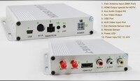 бесплатная доставка s499d в авто ящик в HD прием вещания DVB-т + двойной антенну телевизор + пульт диктант высокая скорость