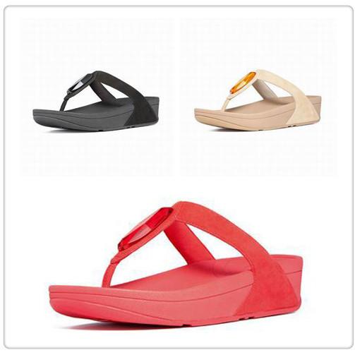 8cea9a5b7741 2014 wholesale brand flip flops frou sandals wedges platform summer fashion  women slides shoes Black