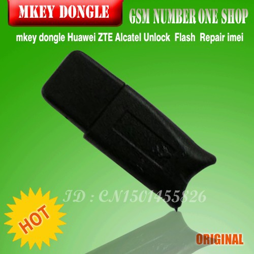 mkey dongle Huawei ZTE Alcatel Unlock  Flash  Repairimei