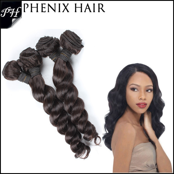 Outre Duvessa 100 Remi Human Hair Wet Wavy Brazilian Loose Wave