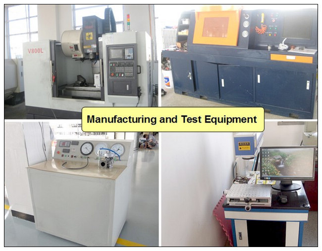 Manufacturing and Test Equipment