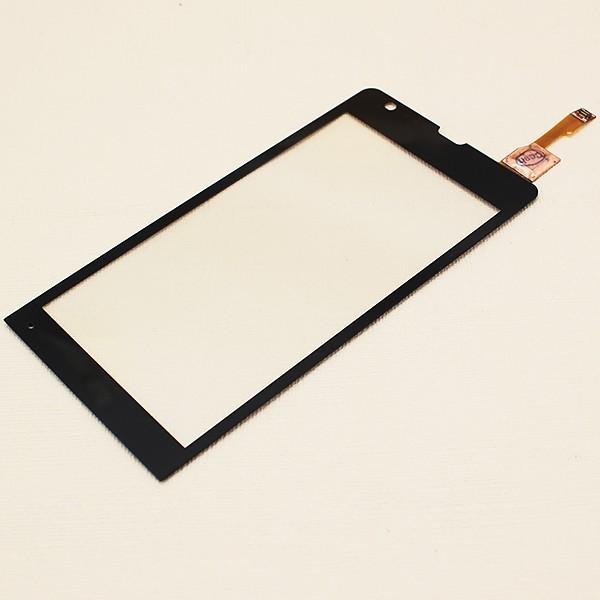 черный датчик экран планшета для сони Xperia ЗР m35h экран датчик + инструменты бесплатная доставка