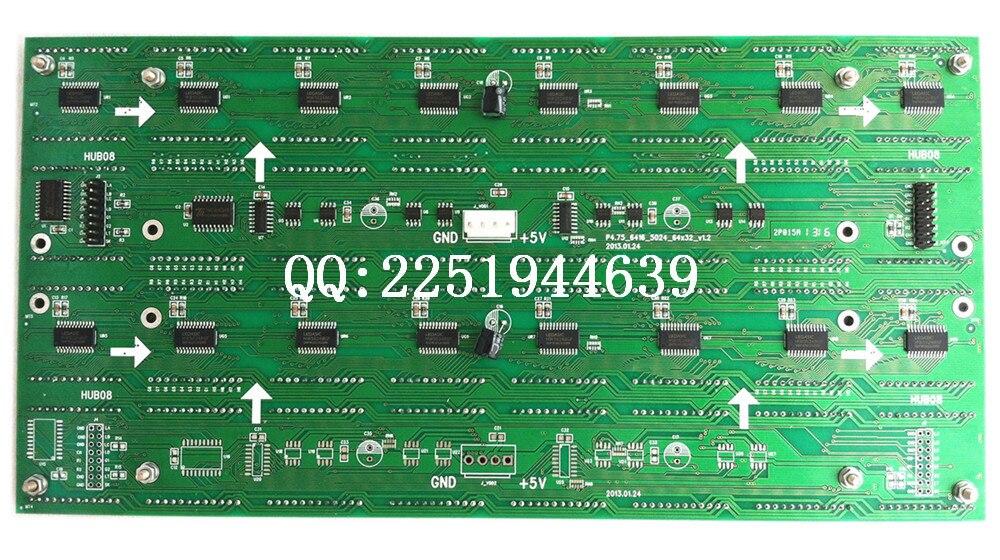 Frete Grátis F3.75 P4.75 Interior Dot-Matrix Dual