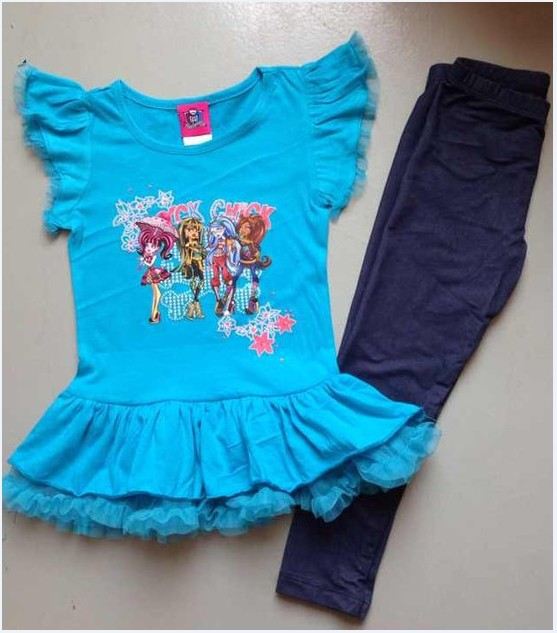 61a6ef8ab Monster high fashion girls clothes