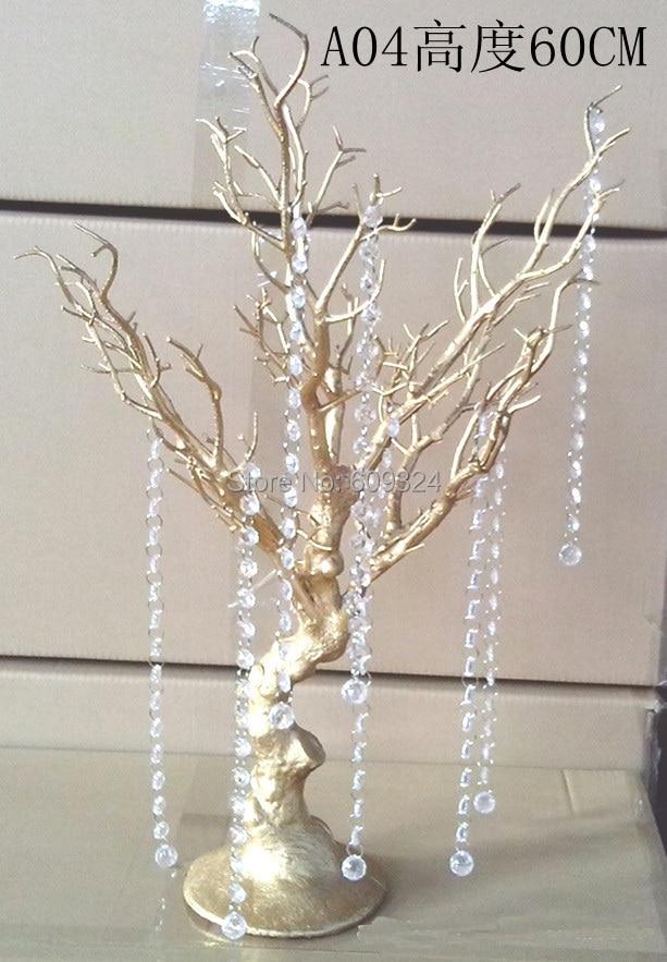 Wedding Centerpiece Wedding Tree 60cm Tall Artificial Statue Tree