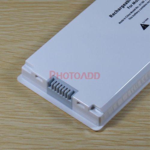 5600 мА замена аккумулятор для ноутбука макбук 13-дюймовый Apple, a1185 a1181 ma561 ma566 1185 ma254 ma255 ma472 ma699 ma700 ma701