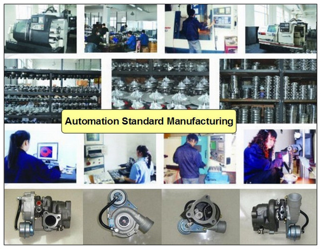 Automation Standard Manufacturing