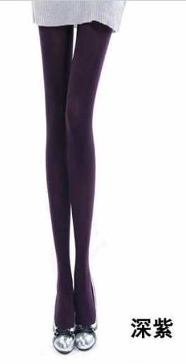Candy color tights-12