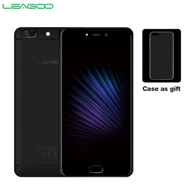 LEAGOO T5 4G LTE Smartphone Android 7.0 MT6750T Octa Core 5.5