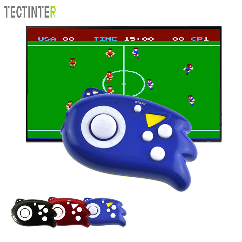 8 Bit Mini videospēļu konsoles spēlētāji izveido 89 klasiskās - Spēles un aksesuāri - Foto 1