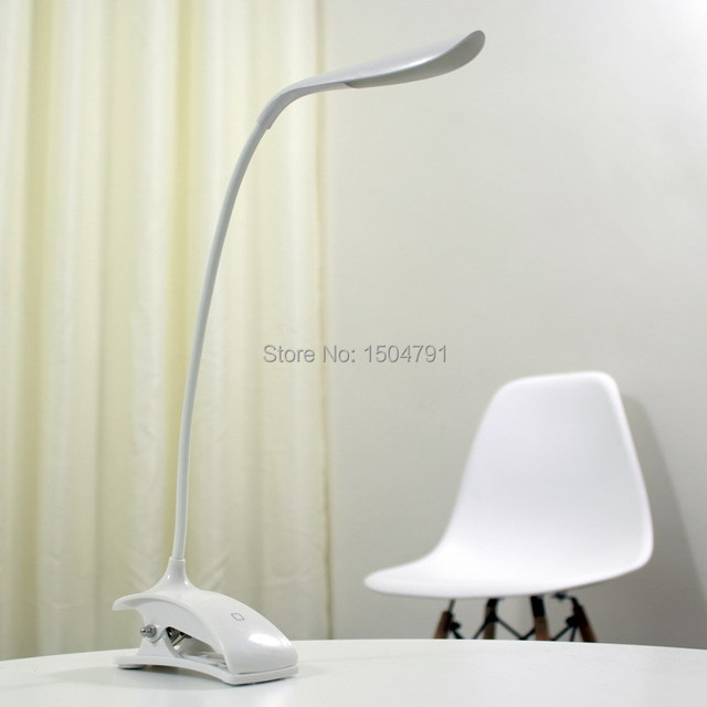 LED Bedside Reading Lamp Eye Study Creative IKEA Childrenu0027s Bedroom Lamp  Modern Small Table Lamp Clip