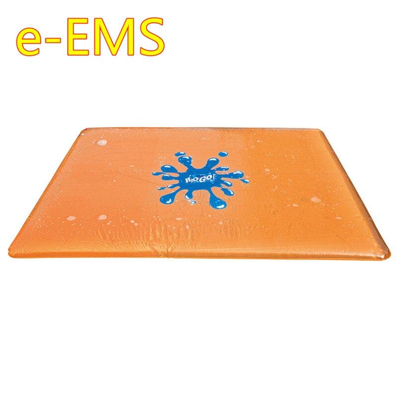 Jouets d'eau de lit d'eau de jet à grande échelle en plein air épaissir matelas tapis de plage aire de jeux pour enfants G2157