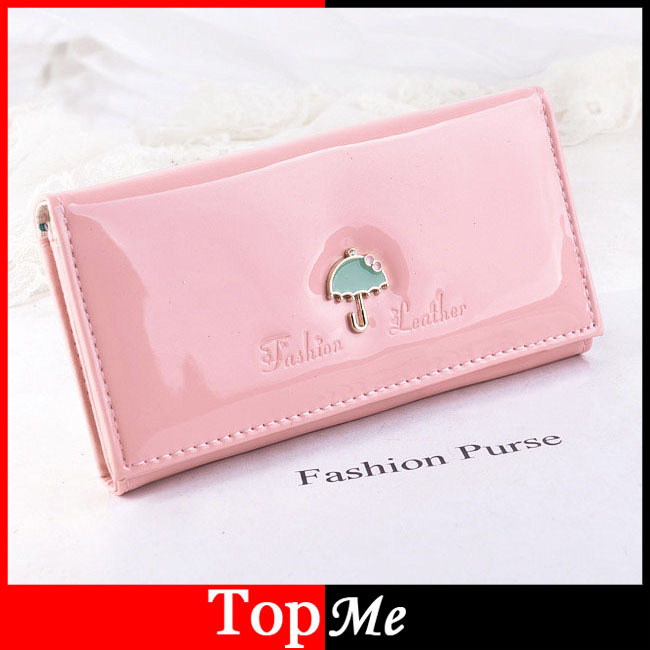 New arrivals Women Wallet Patent PU Leather Lady Handbags Moneybags Clutch Women Coin Purse Cards ID Holders Long Wallets Burse candy colors women wallet cards holder patent leather lady handbags moneybsgs coin purse long clutch female casual wallets burse