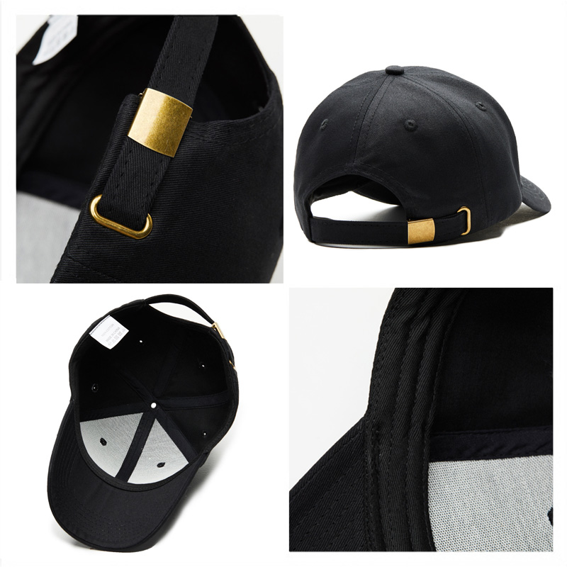 Baseball Cap for Men Female Cotton Men Women Bones Hats Black Casual Male Adjustable Hat Pink Snapback Baseball Caps hip hop in Men 39 s Baseball Caps from Apparel Accessories