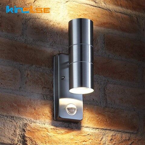 livre 10 w lampada parede ip54 para cima baixo suporte lampada