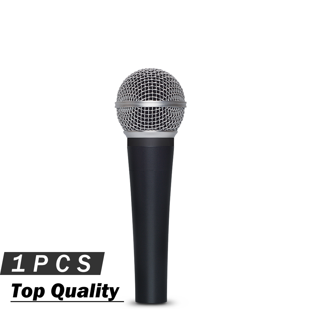Top Quality Dynamic Vocal Microphone SM58LC Real Transformer Inside Professional Karaoke Handheld Mic for Live Performance