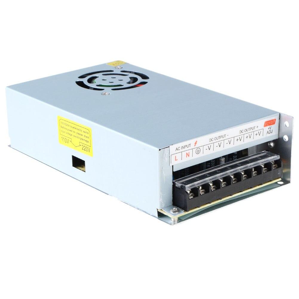 AC TO DC 12V 25A 300W Switch Power Supply Driver Adapter For LED Strip P15 new ac to dc 12v 25a 300w switch power supply driver adapter for led strip