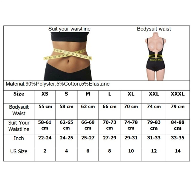 Women Latex Bodysuits Butt Lifter Weight Loss Shapewear Women's Slimming Underwear Posture Corrector Bodysuit Body Shapewear