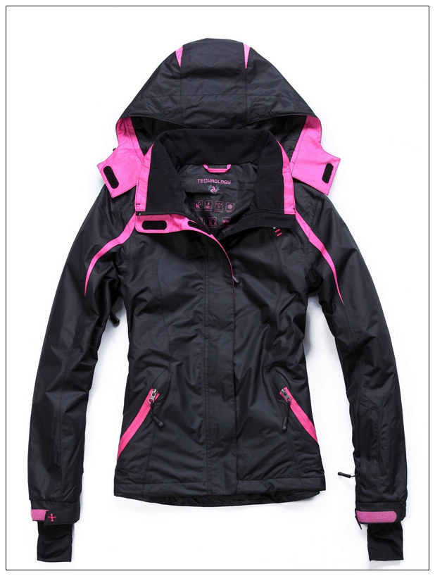 Crivit plus cotton thermal windproof waterproof outdoor camping skiing clothing ski suit jacket - shao qing's store