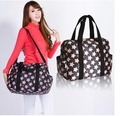 Free Shipping! 2014 Multifunctional Nappy Bag Mummy Travelling Bags With Stars Printing