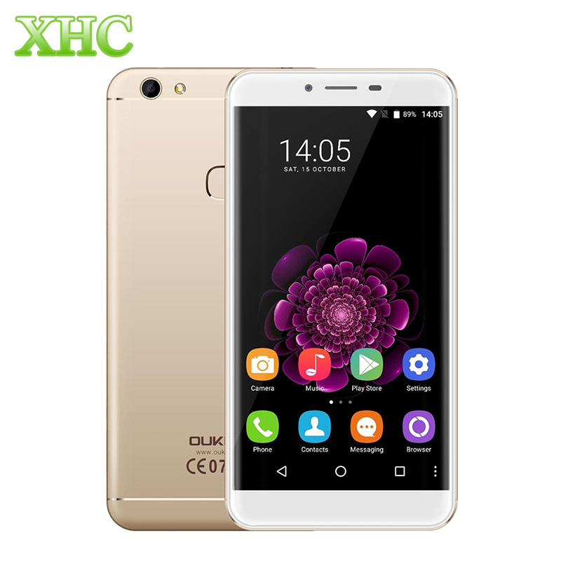 OUKITEL U15S 32 GB 4G LTE Smartphone 5.5 ''2.5D Android 6.0 Octa Core 4 GB RAM 1