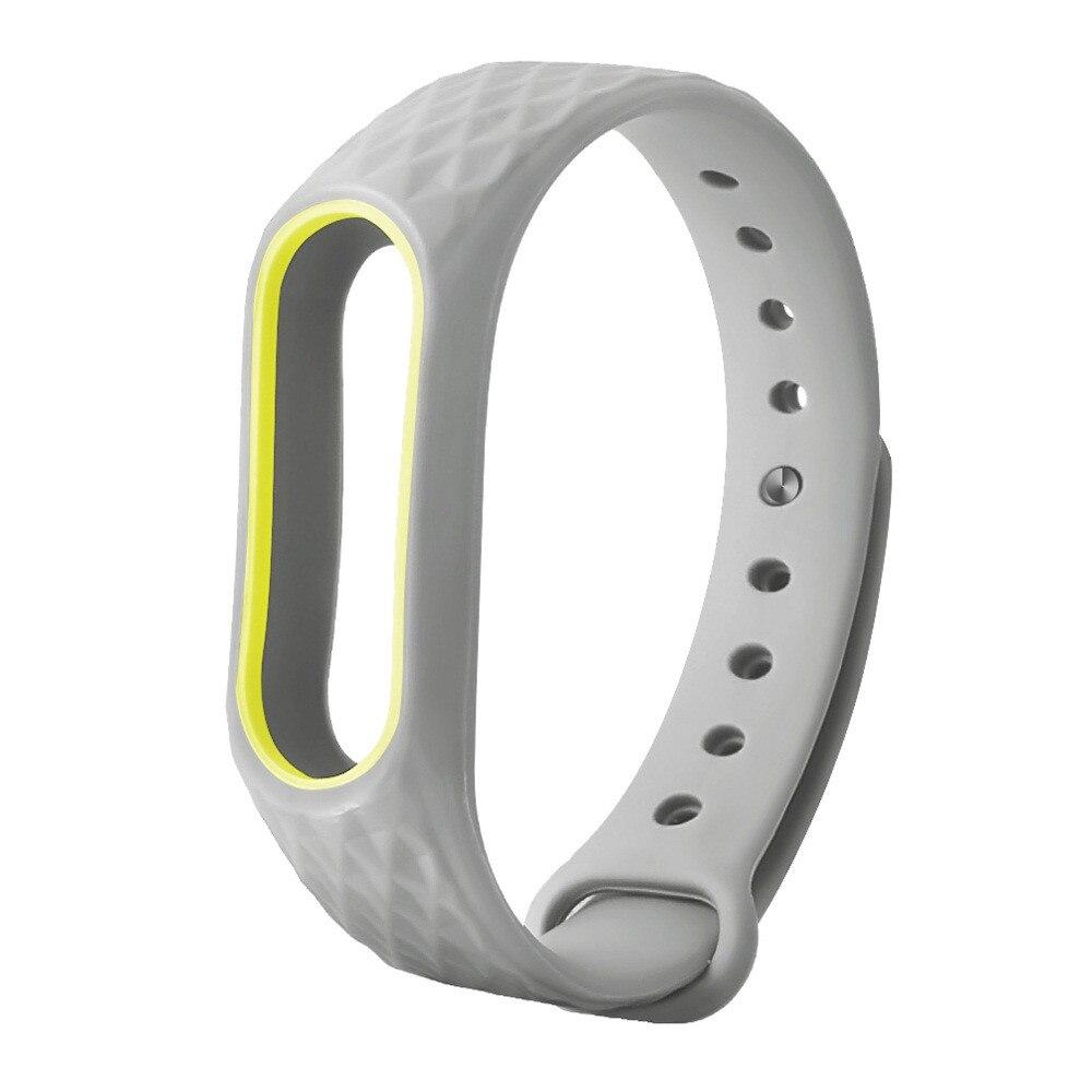 New Fashion Original Silicon Wrist Strap WristBand Bracelet Replacement For XIAOMI MI Band 2  dignity 8.9 new fashion original silicon wrist strap wristband bracelet replacement for xiaomi mi band 2 dignity 8 9