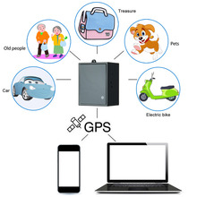Mini Black Car GSM GPS Tracker Anti-theft Trunk Tracking System Locator Google Link Real Time Device With SOS Function