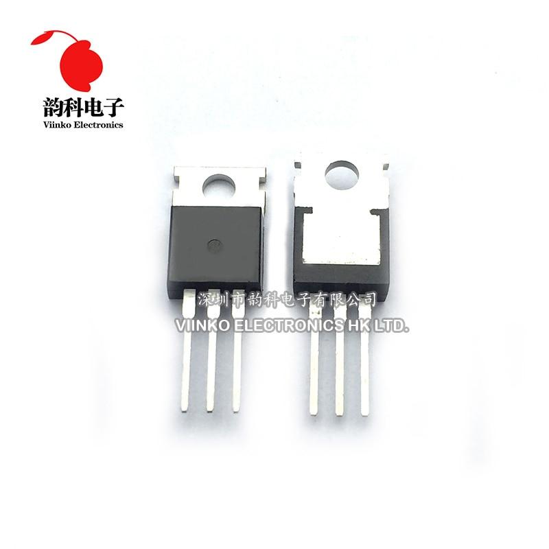 10 Uds IRF740 IRF740PBF MOSFET n-chan 400V 10 Amp TO-220 Transistor triodo nuevo
