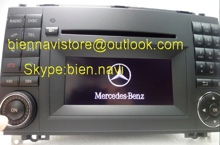 100% BRAND NEW 6 CD Radio N25-MN3840/MN3840 for Mercedes  A B class  A169 900 21 00 made in Hungary/B200 A180 original new alpine 6 cd changer a2038703389 for mercedes w220 s430 s500 cd wechsler mc3330 mc3520 car radio made in hungary