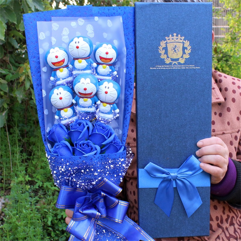 Top 10 Most Popular Buket Bunga Doraemon List And Get Free