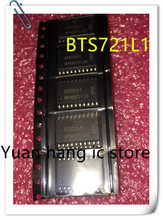 10pcs/lot  BTS721L1 BTS721 SOP-20 high-side power switch IC