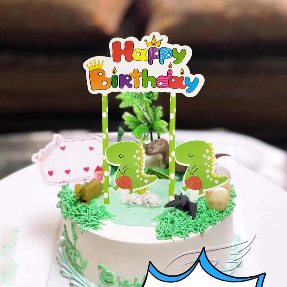 Happy Birthday Dinosaur Party Cupcake Toppers Dinosaur Cartoon Cake Decorating Insert Card Pick Birthday Party Decorations Boy Cake Decorating Supplies Aliexpress Descubre recetas, inspiración para tu hogar, recomendaciones de estilo y otras ideas que probar. happy birthday dinosaur party cupcake toppers dinosaur cartoon cake decorating insert card pick birthday party decorations boy